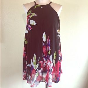 Inc Floral dress